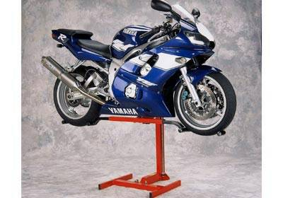 Eazy Rizer Big Blue Motorcycle Lift For Sale
