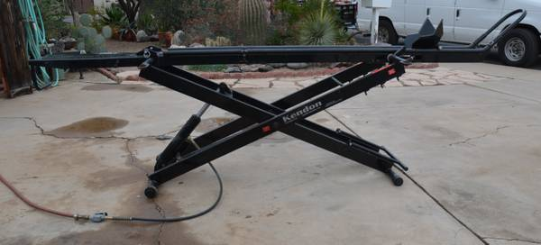 Kendon Motorcycle-Chopper Lift Table For Sale in ...