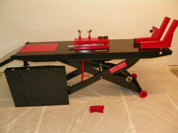 ML15 Motorcycle Lift Table For Sale in San Luis Obispo ...