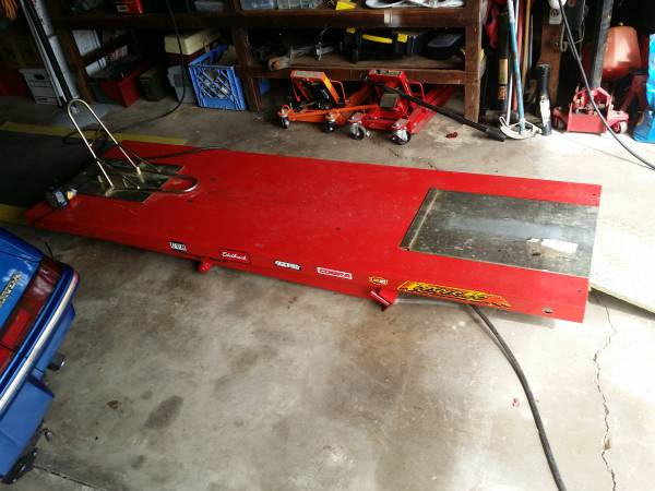 Motorcycle Lift Table 1500lbs 110V For Sale in Stockton ...