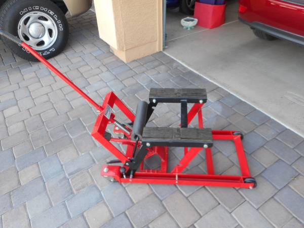 Power Lift Motorcycle Lifts For Sale - US Craigslist Ads