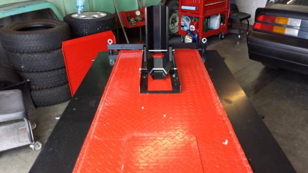 Harbor Freight Hydraulic Lift Table For Sale In Spokane