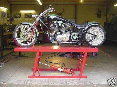 Motorcycle Home Made 1400 lb Lift Table For Sale in Boise ...