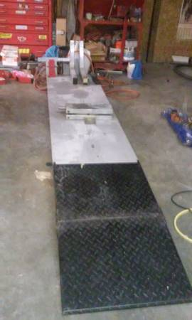 Motorcycle Hydraulic Lift Table For Sale In Jamestown New