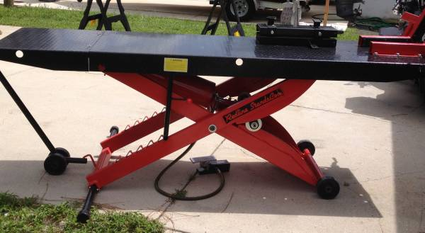 Redline Motorcycle Lifts For Sale Us Craigslist Ads