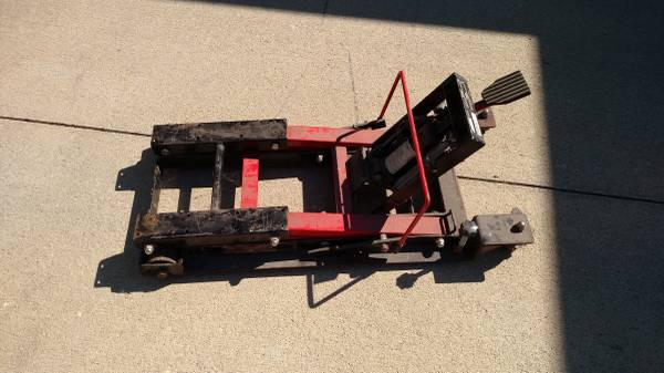 Craftsman Motorcycle Lift Jack For Sale In Muncie Indiana