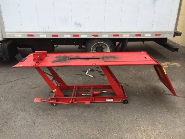 Harbor Freight Motorcycle Lifts For Sale - US Craigslist ...