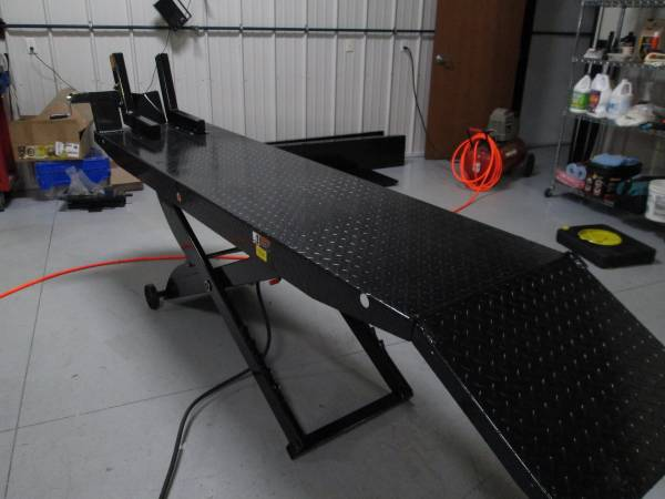 Direct Lift Motorcycle Lift Table For Sale in Washington ...