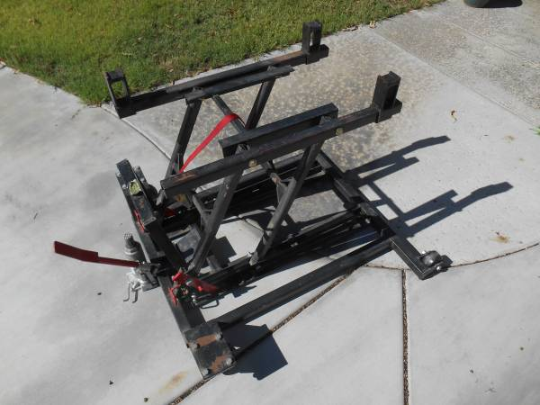 Blackjack Motorcycle Lift Jack For Sale in Cathedral City ...