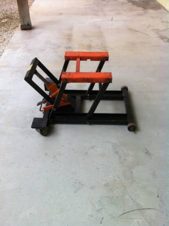 Motorcycle / ATV Lift Table For Sale in Orlando, Florida