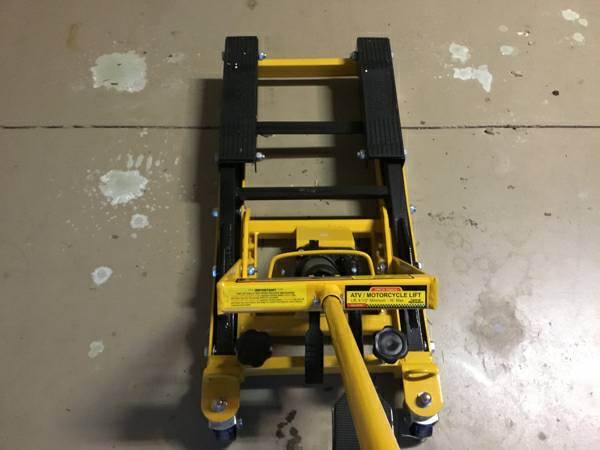 Motorcycle Lift Jack For Sale In Palm Harbor Florida