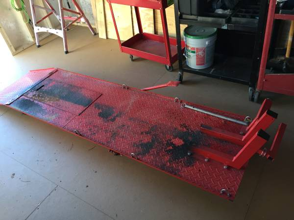 Harbor Freight Motorcycle Lifts For Sale - US Craigslist Ads