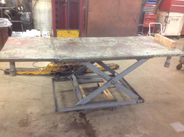 Motorcycle Lift Tables For Sale - US Craigslist Ads - Page 3