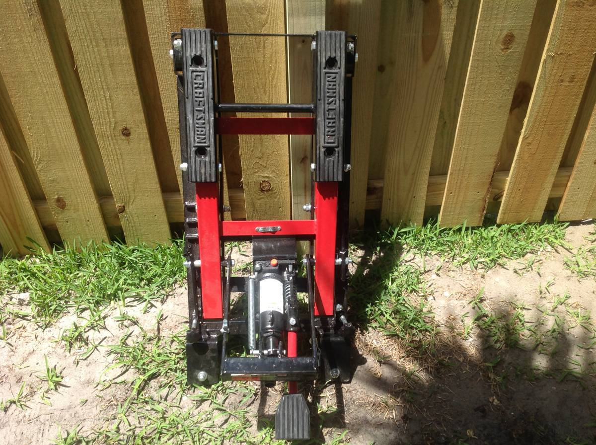 Craftsman Motorcycle Lift Jack For Sale in Miami, Florida
