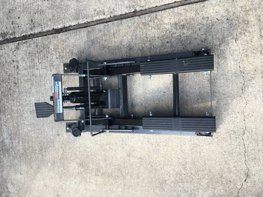 Pittsburgh Motorcycle 1500 Lb Lift Jack For Sale In Austin