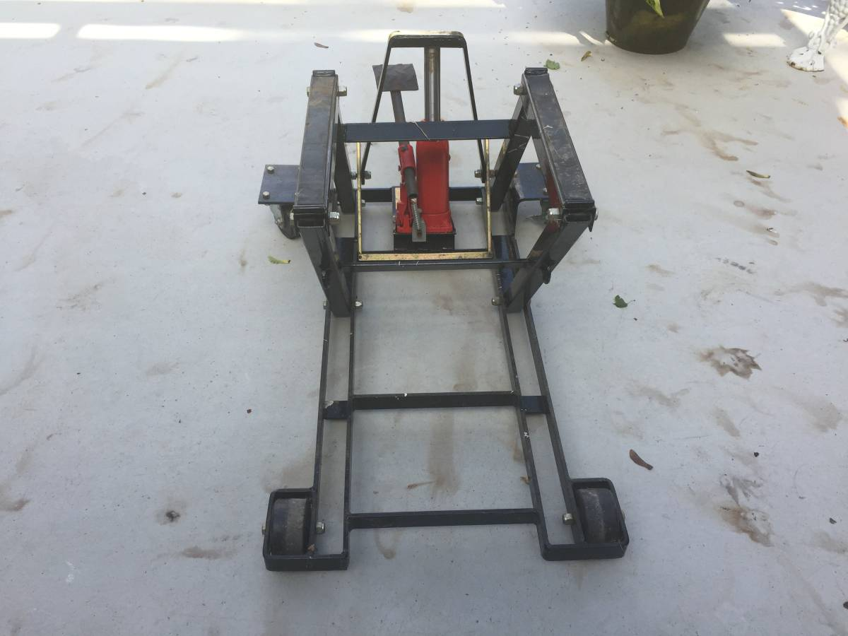 Terry Motorcycle 4 Ton Lift Jack For Sale in Mechanicsburg ...