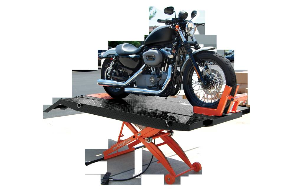 Titan Motorcycle Lifts For Sale - US Craigslist Ads