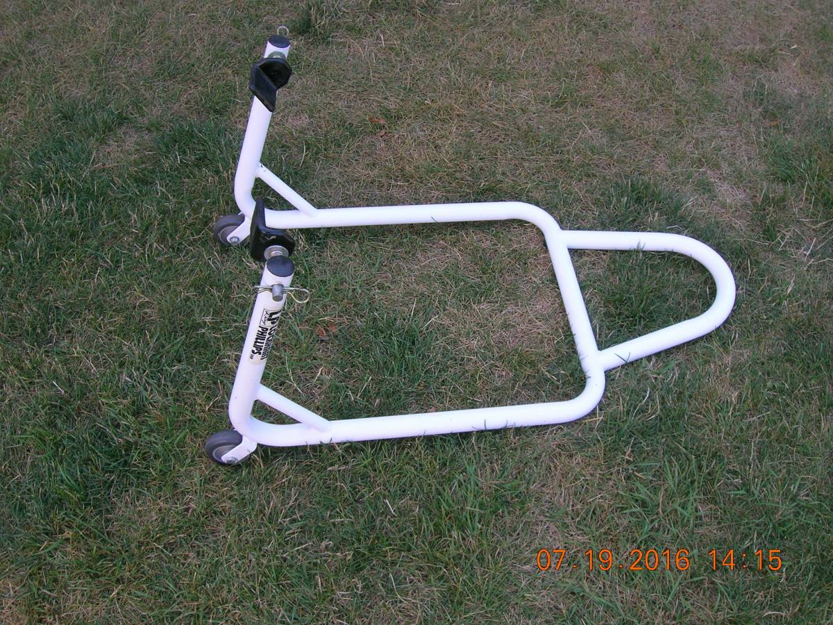 Craigslist Classifieds Los Angeles >> Lockhart Phillips Motorcycle Wheel Stand For Sale in ...