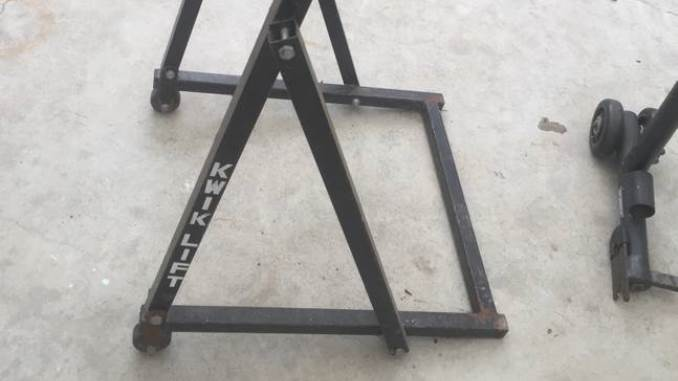 wheel stand everett wa