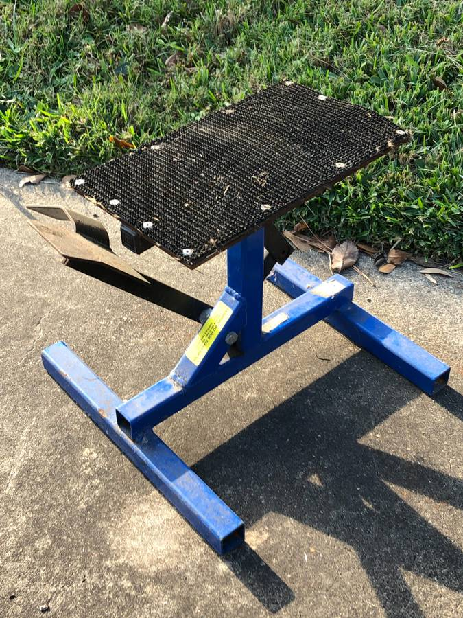 Dirt Bike Stand Lift For Sale in Houston, TX