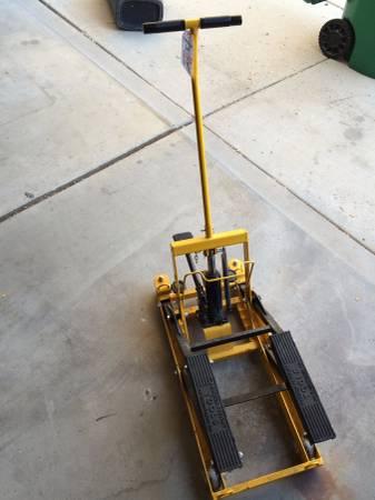 Craftsman ATV 1500 lb 9-50190 Lift Jack For Sale in Fallon ...