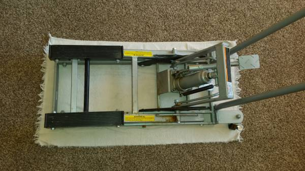 Pro Lift Motorcycle 1500 Lb Lift Jack For Sale In Blair