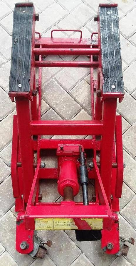 Larin Motorcycle / ATV 1,500 lb Lift Jack For Sale in Palm ...