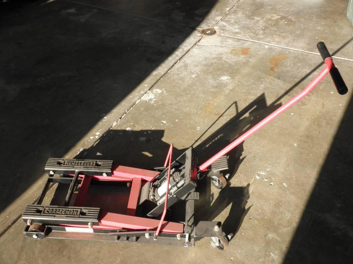 Craftsman Motorcycle / ATV Lift Jack For Sale in Monroe, MI