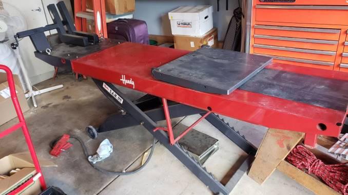 lift table fair oaks ca