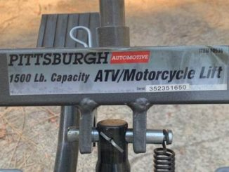motorcycle lift medfor or